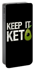 Keep It Keto Portable Battery Charger