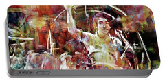 Keith Moon Portable Battery Charger