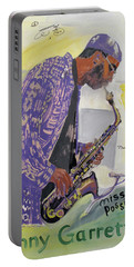Kenny Garrett Portable Battery Charger