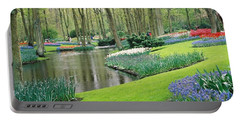 Keukenhof Gardens Portable Battery Charger