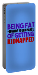 Kidnapped Chances Portable Battery Charger