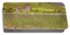 Kilchurn Castle On Loch Awe - Scotland - Argyll And Bute Portable Battery Charger