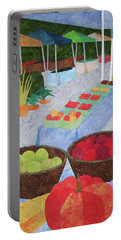 Kings Yard Farmers Market Portable Battery Charger