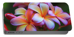 Koko Crater Plumerias Portable Battery Charger