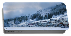 Koprivshtica Winter Panorama Portable Battery Charger