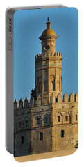 La Torre De Oro Detail. Seville Portable Battery Charger