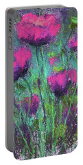Ladies In Pink Portable Battery Charger