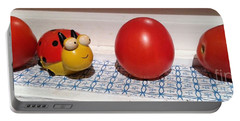 Lady Bug And Friends Portable Battery Charger