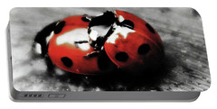 Lady Bug Loving Portable Battery Charger
