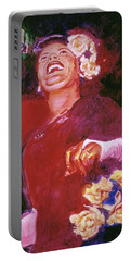 Lady Day - Billie Holliday Portable Battery Charger