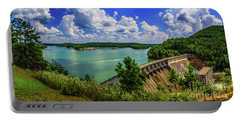 Lake Allatoona Dam Portable Battery Charger