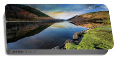 Lake Geirionydd Sunset Portable Battery Charger
