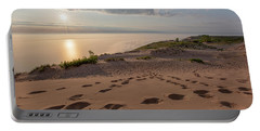 Lake Michigan Overlook 10 Portable Battery Charger