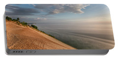 Lake Michigan Overlook 11 Portable Battery Charger