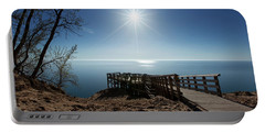 Lake Michigan Overlook 2 Portable Battery Charger