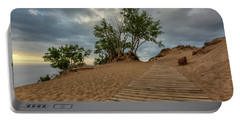 Lake Michigan Overlook 4 Portable Battery Charger