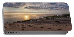 Lake Michigan Overlook 9 Portable Battery Charger
