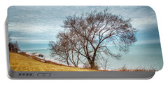 Lakeshore Lonely Tree Portable Battery Charger