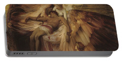 Lament Of Icarus Portable Battery Charger