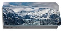 Lamplugh Glacier, Alaska Portable Battery Charger