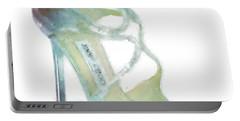 Lance Metallic Sandal Portable Battery Charger