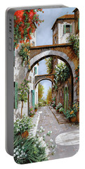 L'arco Dell'angelo Portable Battery Charger