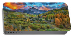 Last Light Mount Sneffels Portable Battery Charger