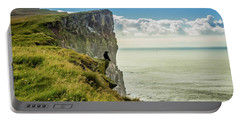 Latrabjarg Cliffs, Iceland Portable Battery Charger