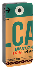 Lca Cyprus Luggage Tag I Portable Battery Charger