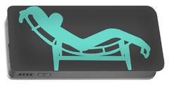Le Corbusier Chaise Lounge Chair I Portable Battery Charger