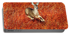 Leaping Deer Portable Battery Charger