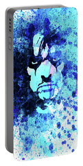Legendary Alice Cooper Watercolor Portable Battery Charger