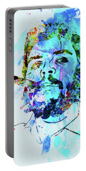 Legendary Che Watercolor Portable Battery Charger
