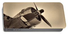 Legendary Flying Fortress  Portable Battery Charger