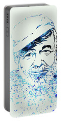 Legendary Hemingway Watercolor Portable Battery Charger