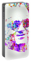 Legendary Jack Watercolor Portable Battery Charger