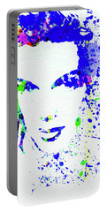 Legendary Judy Garland Watercolor II Portable Battery Charger