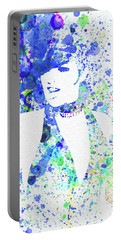 Legendary Liza Minnelli Watercolor II Portable Battery Charger