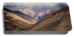 Leh-manali Mountains Portable Battery Charger
