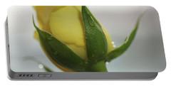 Lemon Rose Bud 1 Portable Battery Charger