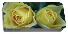 Lemon Rose Buds 2 Portable Battery Charger