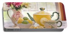 Lemon Tea  Portable Battery Charger
