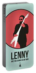 Lenny Kravitz Portable Battery Charger