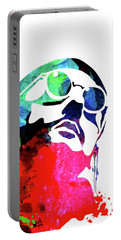 Leon Watercolor II Portable Battery Charger