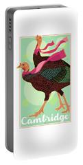 Les Foulards De Cambridge Portable Battery Charger