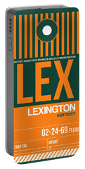 Lex Lexington Luggage Tag II Portable Battery Charger