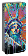 Liberty In Color Portable Battery Charger