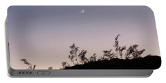 Libra Twilight Crescent Portable Battery Charger