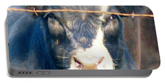 Portable Battery Charger featuring the photograph Life As I Know It by Rosanne Licciardi