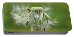 Life Of Dandelion Seeds 4 Portable Battery Charger